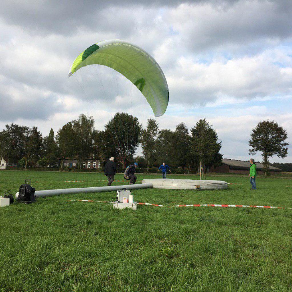 Landing Richard
